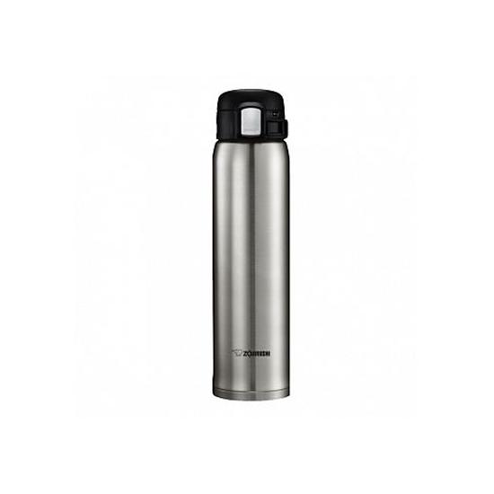 圖片 象印600cc彈蓋超輕量(與SM-SD60同款)保溫杯XA銀色SM-SD60-XA