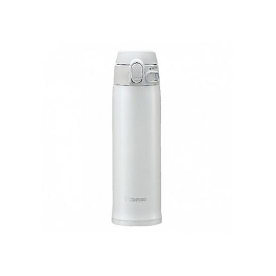 圖片 象印480cc彈蓋超輕量(與SM-TA48同款)保溫杯WA白色SM-TA48-WA