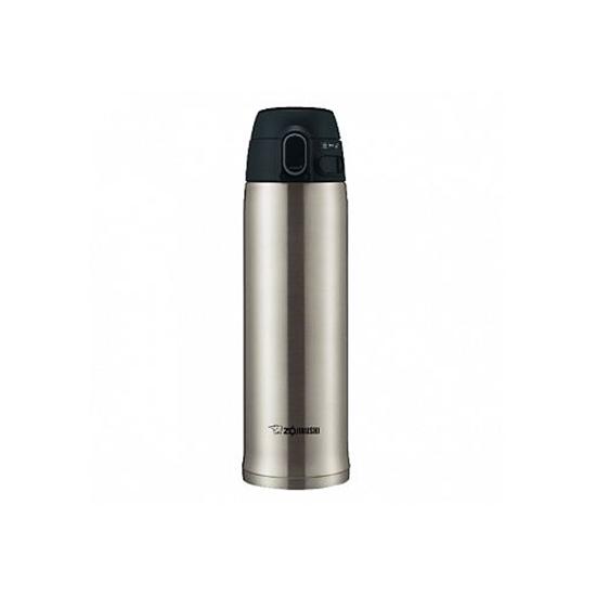 圖片 象印480cc彈蓋超輕量(與SM-TA48同款)保溫杯XA銀色SM-TA48-XA