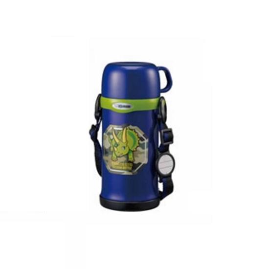 圖片 象印600cc兒童(與SC-MC60同款)保溫瓶AZ藍色SC-MC60-AZ