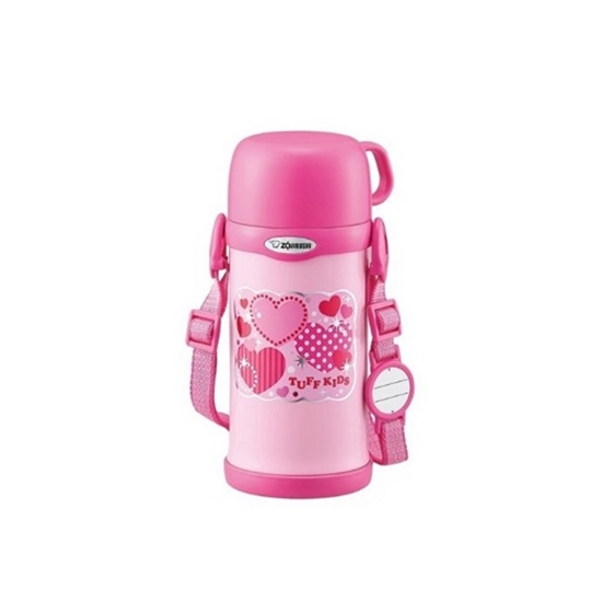 圖片 象印600cc兒童(與SC-MC60同款)保溫瓶PZ粉紅色SC-MC60-PZ