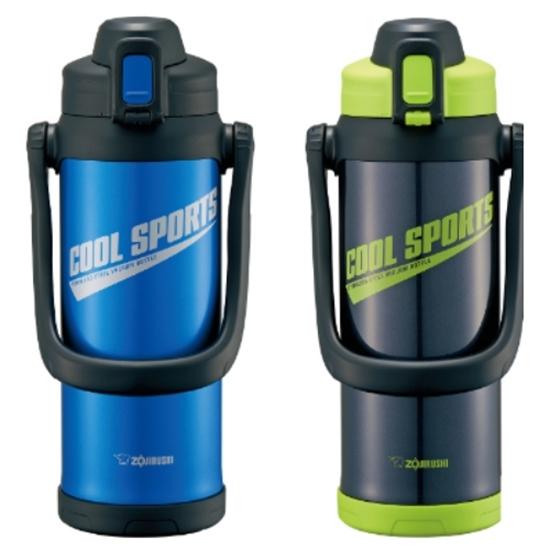 圖片 象印2公升運動型保冷(與SD-BC20同款)保溫瓶BG黑色SD-BC20-BG