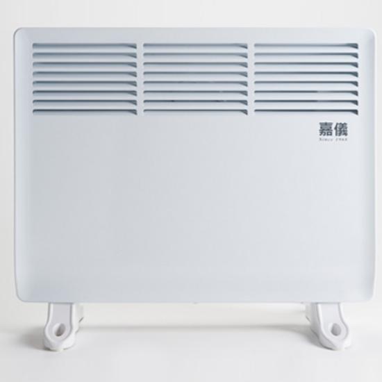 圖片 嘉儀1000W防潑水浴室電暖器KEB-M12