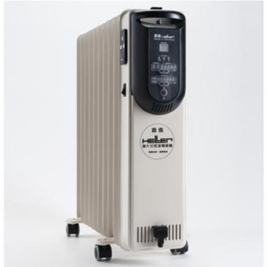 圖片 嘉儀10葉片電子式電暖器KED-510T