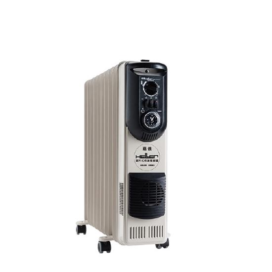 圖片 嘉儀10葉片電暖器KE-210TF