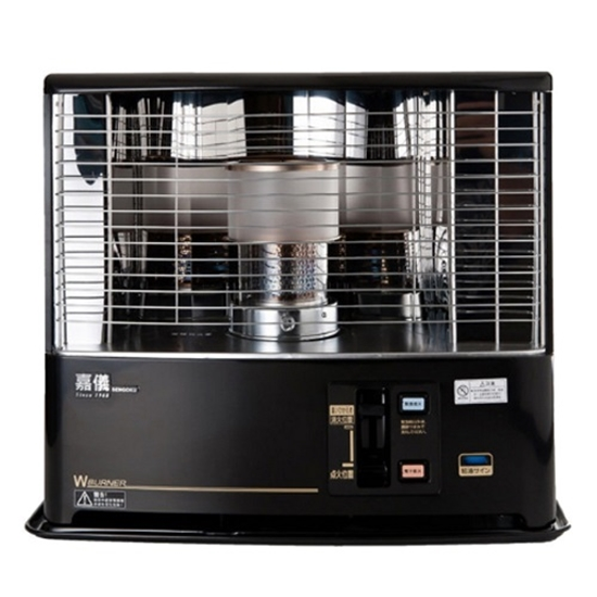圖片 嘉儀油芯自然對流式煤油暖爐 KEG-500 / KEG500