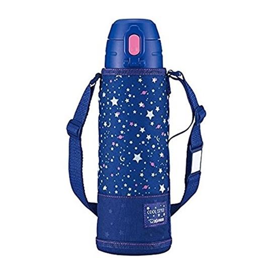 圖片 象印1.03公升兒童兩用蓋/無吸管(與SP-JA10同款)保溫瓶AU藍色SP-JA10-AU