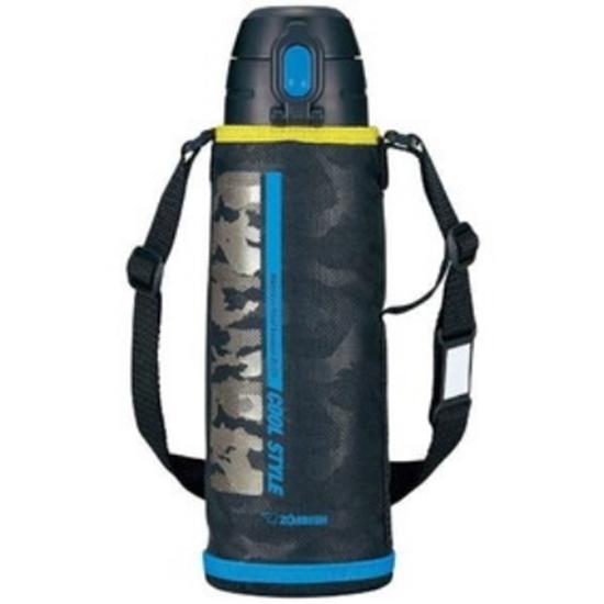 圖片 象印1.03公升兒童兩用蓋/無吸管(與SP-JA10同款)保溫瓶BZ黑色SP-JA10-BZ