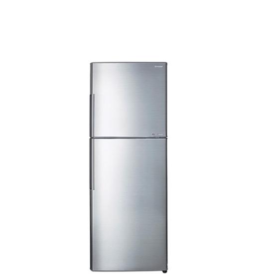 SHARP夏普 315L 變頻2門電冰箱 SJ-GX32-SL 光耀銀