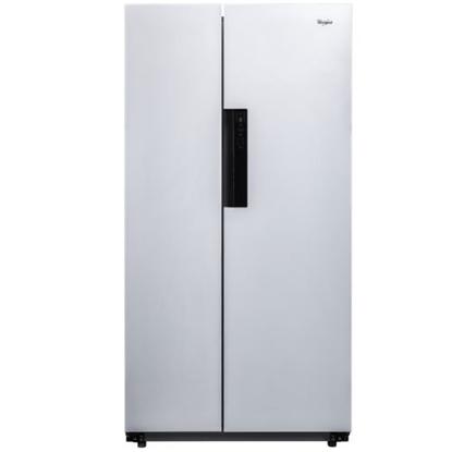 圖片 【結帳享優惠】 Whirlpool 惠而浦  600L 對開 雙門冰箱 WHS600LW