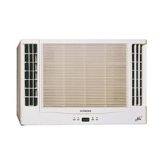圖片 HITACHI日立 變頻單冷 (側吹) 窗型冷氣 RA-68QV