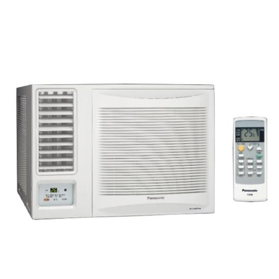 圖片 Panasonic國際牌定頻窗型冷氣11坪左吹CW-N68SL2