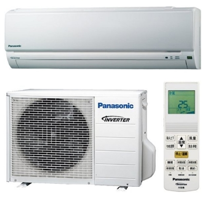 Panasonic國際牌變頻分離式冷氣3坪CS-K22BA2/CU-K22BCA2