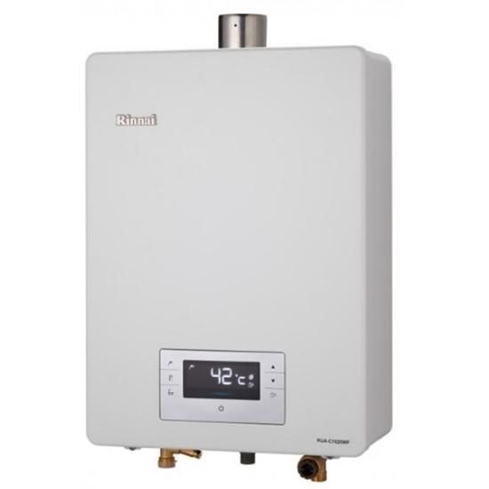 圖片 (全省安裝)林內16公升數位恆溫強制排氣可外接BC-20有線遙控(與RUA-C1620WF同款)熱水器RUA-C1620WF_NG2