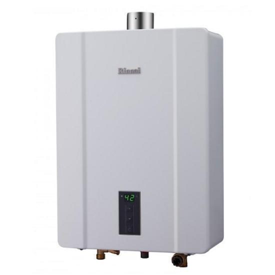 圖片 (全省安裝)林內16公升數位恆溫強制排氣屋內(與RUA-C1600WF同款)熱水器RUA-C1600WF_NG2