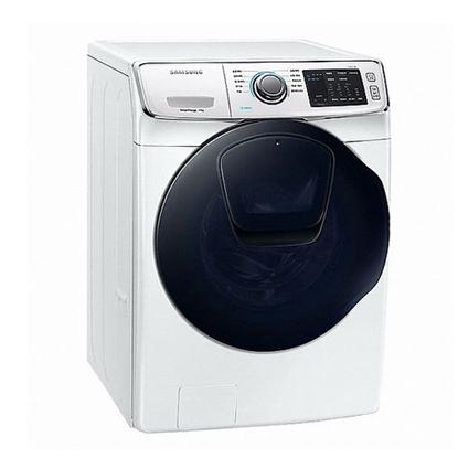 【結帳享優惠】(回函贈)三星17公斤滾筒洗脫烘洗衣機WD17N7510KW/TW