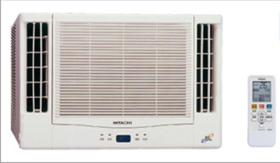 圖片 日立變頻冷暖窗型冷氣10坪雙吹RA-61NV 冷暖兩用
