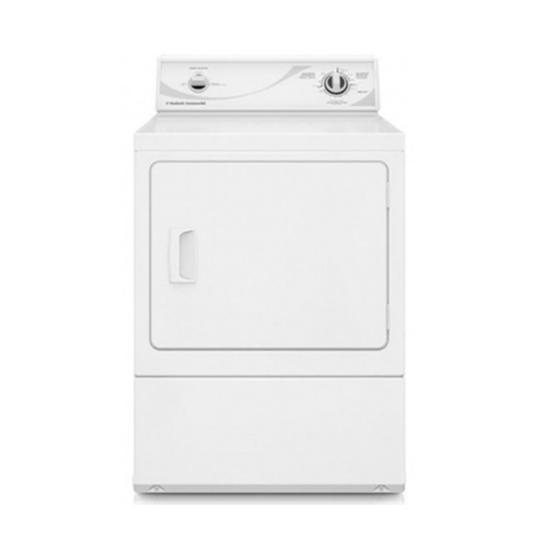 圖片 優必洗15公斤滾筒乾衣機ZDE3SR-W電力型