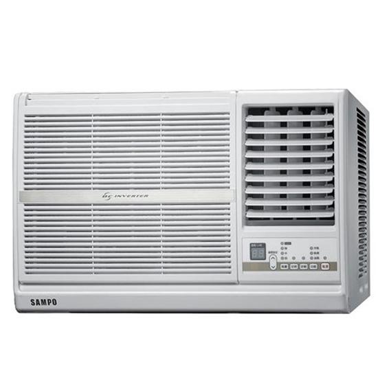 (含標準安裝)聲寶變頻右吹窗型冷氣4坪AW-PC28D1