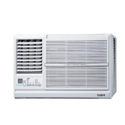 【結帳享優惠】(含標準安裝)聲寶變頻6坪左吹窗型冷氣AW-PC41DL