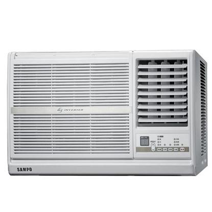 【結帳享優惠】(含標準安裝)聲寶變頻6坪右吹窗型冷氣AW-PC41D1