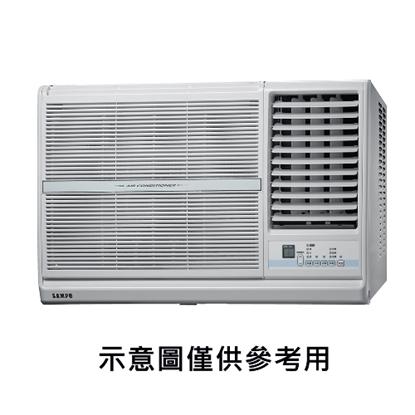 聲寶變頻右吹窗型冷氣3坪AW-PC22D
