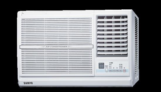 聲寶定頻右吹窗型冷氣3坪AW-PC22R