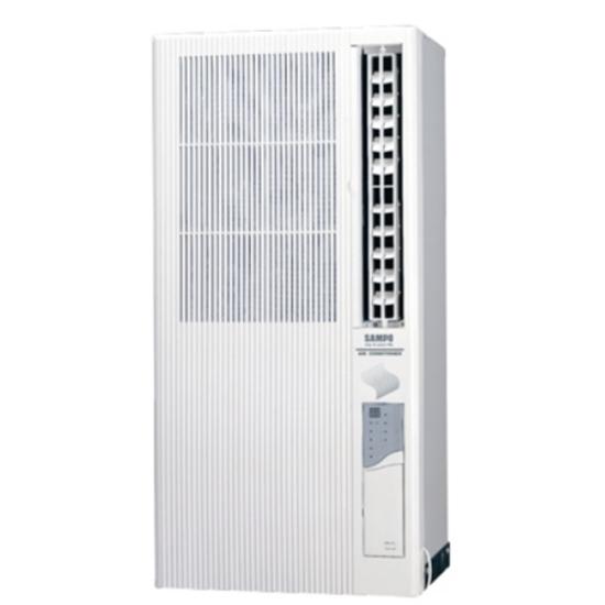 圖片 【結帳享優惠】(含標準安裝)聲寶定頻3坪電壓110V直立式窗型冷氣AT-PC122