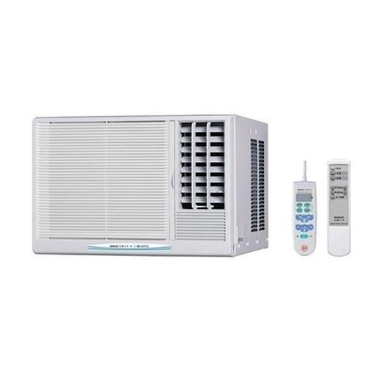 圖片 台灣三洋SANLUX定頻窗型冷氣3坪SA-R221FEA電壓110V右吹_預購