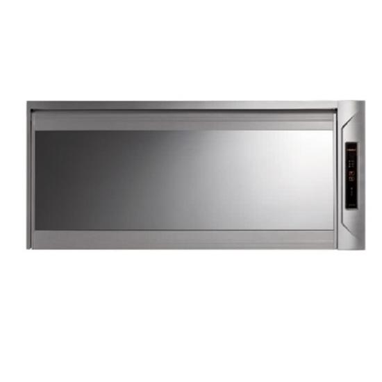 圖片 (全省安裝)莊頭北 80公分臭氧殺菌筷架懸掛式烘碗機鏡面玻璃 TD-3206G-80CM
