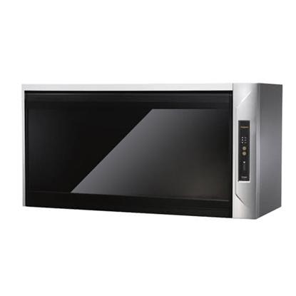 (全省原廠安裝)莊頭北 90公分臭氧殺菌紫外線筷架懸掛式烘碗機黑玻璃 TD-3205G-90CM
