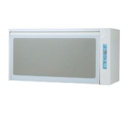 圖片 (全省安裝)莊頭北 80公分臭氧殺菌懸掛式烘碗機白色 TD-3103-80CM