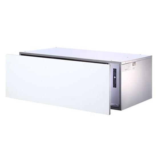 圖片 (全省安裝)櫻花落地式嵌門板抽屜式90cm(與Q7598AXL同款)烘碗機白色Q-7598AXL