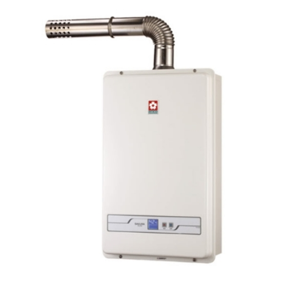 圖片 (全省安裝)櫻花13公升強制排氣(與SH1335/SH-1335同款)熱水器天然氣SH-1335N