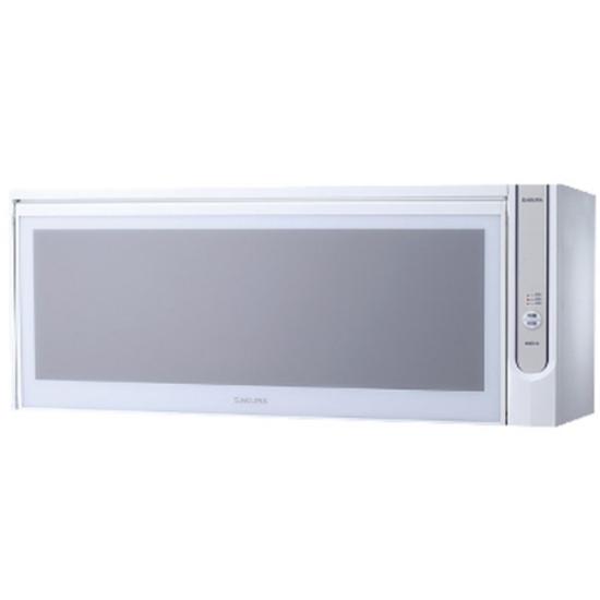 圖片 【結帳享優惠】(全省安裝)櫻花懸掛式臭氧殺菌烘碗機90cm(與Q7565AWXL同款)烘碗機白色Q-7565AWXL