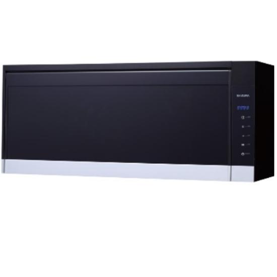 圖片 (全省安裝)櫻花懸掛式臭氧殺菌烘碗機90cm(與Q7583XL同款)烘碗機B黑Q-7583XL