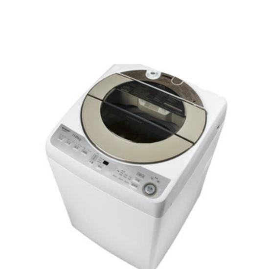 【結帳享優惠】回函贈★分享送500元★SHARP夏普11公斤變頻無孔槽洗衣機ES-ASF11T