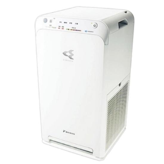 (結帳折)大金DAIKIN 9.5坪閃流空氣清淨機 MC40USCT