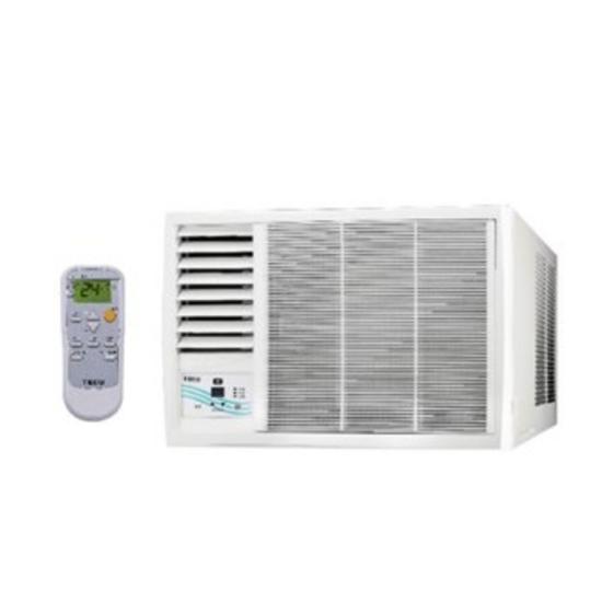圖片 (含標準安裝)東元定頻左吹窗型冷氣5坪MW32FL1