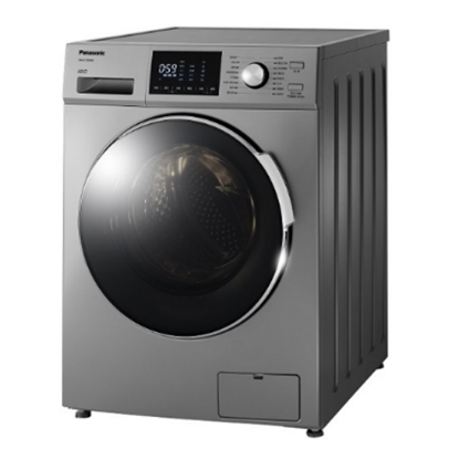 Panasonic國際牌12公斤滾筒洗脫無烘乾洗衣機NA-V120HW-G
