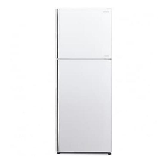 圖片 加送陶板屋餐券1張★日立403公升變頻兩門冰箱RV409 RV409PWH 典雅白
