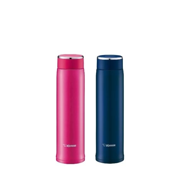圖片 象印600cc可分解杯蓋不鏽鋼真空(與SM-LA60同款)保溫杯PV櫻桃紅SM-LA60-PV