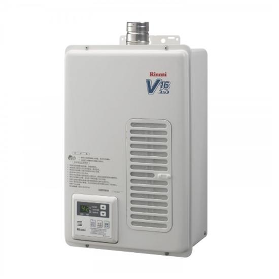 圖片 (全省安裝)林內16公升屋內強制排氣(與REU-V1611WFA-TR同款)熱水器REU-V1611WFA-TR_NG1