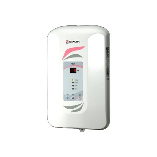溫控 熱水器