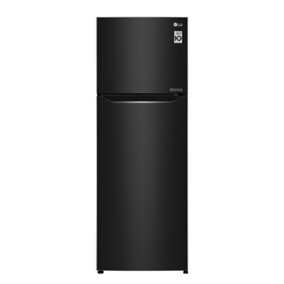 【結帳享優惠】LG樂金315公升雙門黑夜黑冰箱GN-L397BS