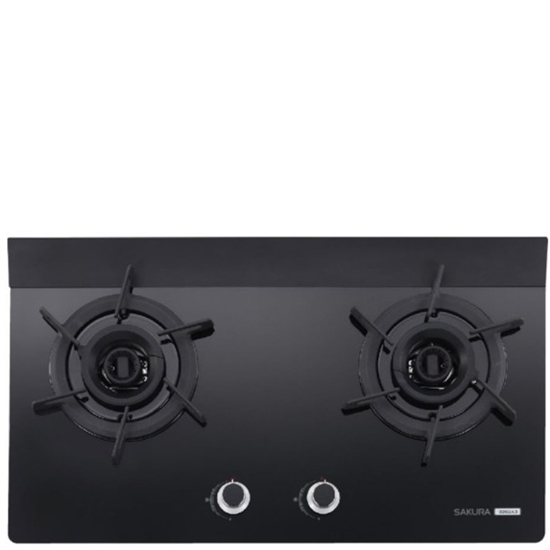 圖片 (全省安裝)櫻花雙口檯面爐黑色(與G-2922AGB同款)瓦斯爐天然氣G-2922AGBN