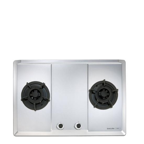 圖片 【結帳享優惠】(全省安裝)櫻花雙口檯面爐(與G-2623S同款)瓦斯爐桶裝瓦斯G-2623SL