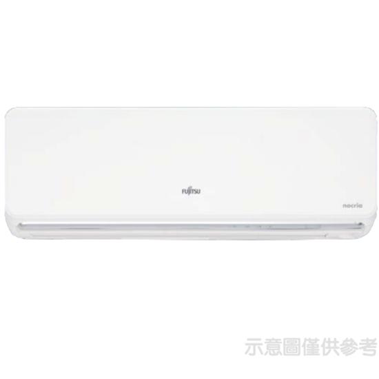 圖片 (含標準安裝)富士通變頻冷暖分離式冷氣8坪ASCG050KZTA/AOCG050KZTA