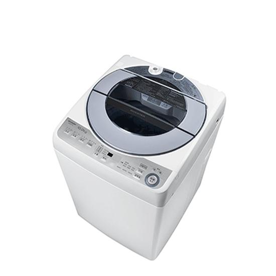 【結帳享優惠】分享送500元★SHARP夏普10公斤變頻無孔槽洗衣機ES-ASF10T