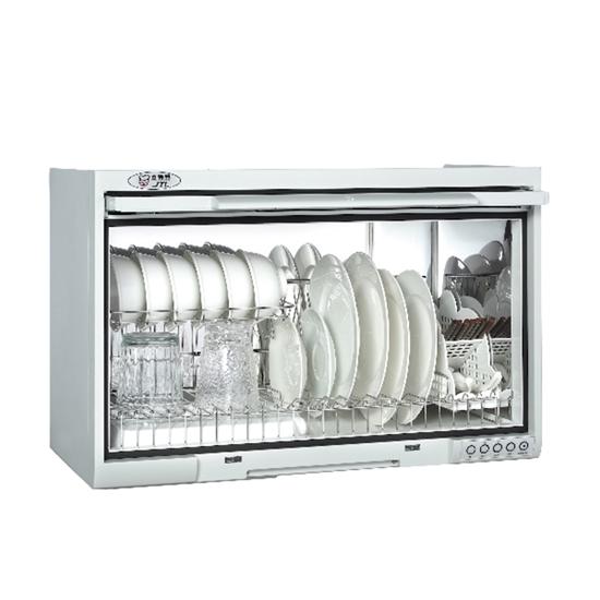 圖片 (全省安裝)喜特麗60公分懸掛式烘碗機白色JT-3760Q